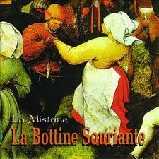 BOTTINE SOURIANTE - La Tourtière