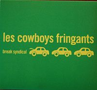 COWBOYS FRINGANTS, Les - Heavy Metal -CF