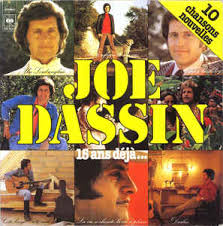 DASSIN, Joe - Happy Birthday -JD