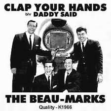 BEAU-MARKS, The - Clap Your Hands -VA