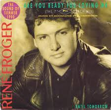 FROGER, René - How Do I Stop Loving You