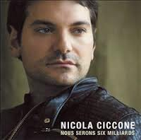 CICCONE, Nicola - Chanson Pour Marie