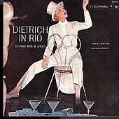 DIETRICH, Marlene - The Boys In The Backroom