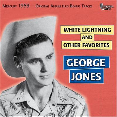 JONES, George - White Lightning -GJ