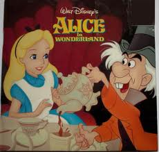 ALICE IN WONDERLAND - T'was Brillig