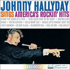 HALLYDAY, Johnny - Blueberry Hill