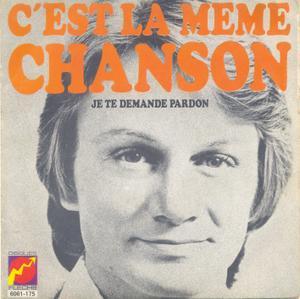 FRANÇOIS, Claude - C'est La Même Chanson