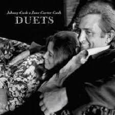 CASH, Johnny & June Carter - 'Cause I Love You