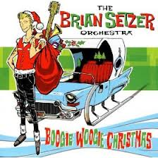 SETZER, Brian - Santa Claus Is Back In Town