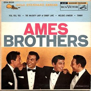 AMES BROTHERS, The - Tammy