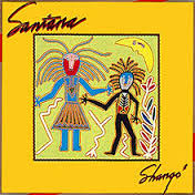 SANTANA - Body Surfing