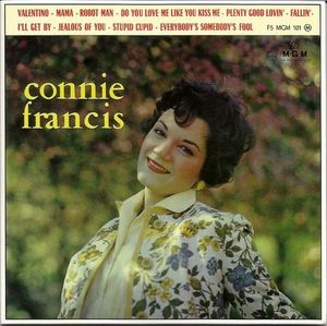 FRANCIS, Connie - Plenty Good Loving +