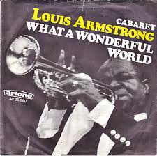 ARMSTRONG, Louis - What A Wonderful World