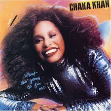 KHAN, Chaka - Any Old  Sunday