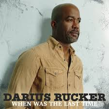 RUCKER, Darius - For The First Time -DR