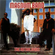 MAGNUM BAND - Adoration -MB