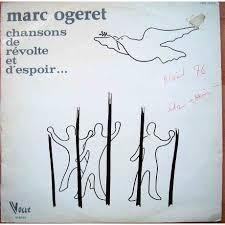 OGERET, Marc - La Chanson De Craonne