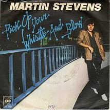 STEVENS, Martin - Pick Up Your Whistle & Blow