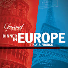 Gourmet: Dinner in Europe