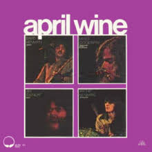 APRIL WINE - Bad Side Of The Moon +
