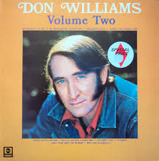 WILLIAMS, Don - She's In Love With A Rodeo Man