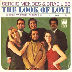 MENDES, Sergio - The Look Of Love -VA