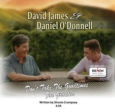 JAMES, David - Don't Take The Good Times For Granted